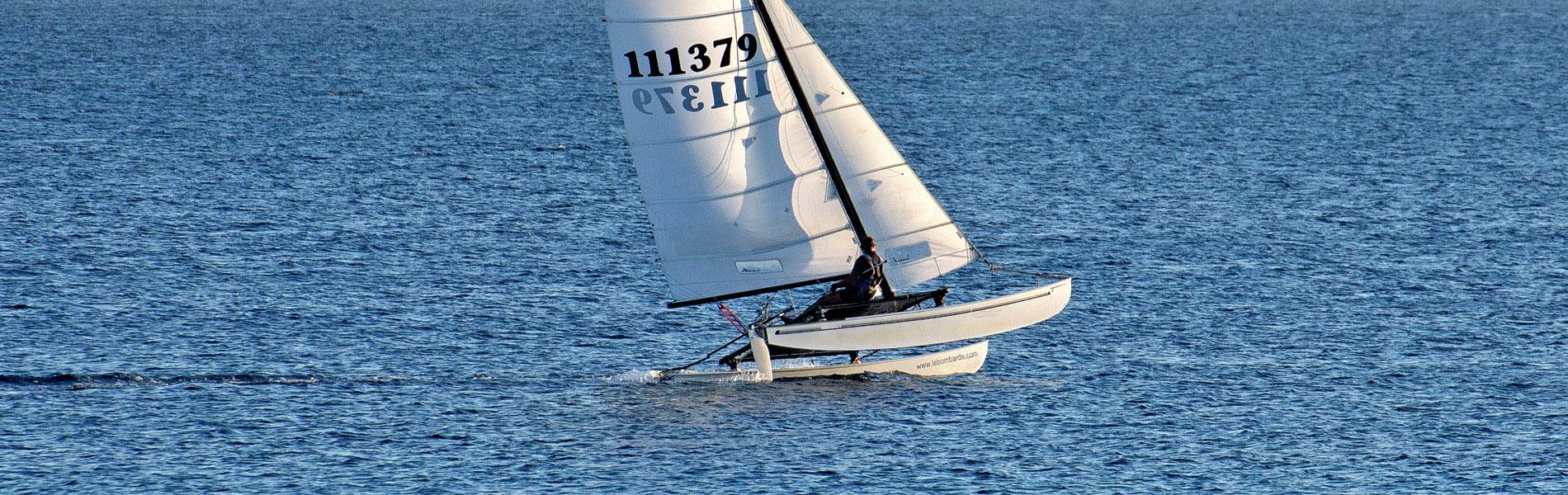 Catamarano Nauticlub